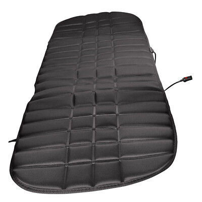 Heated Rear Car Seat Cushion, Black, by Collections Etc
