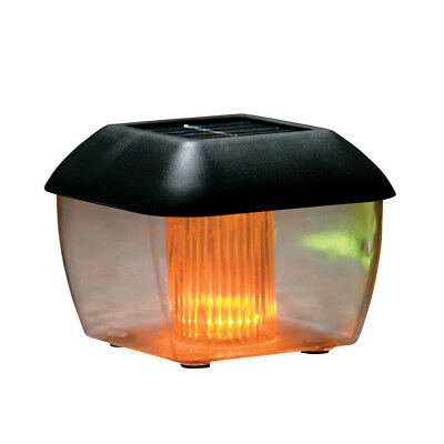 Mosquito Repellent Solar Light, Black, by Collections Etc