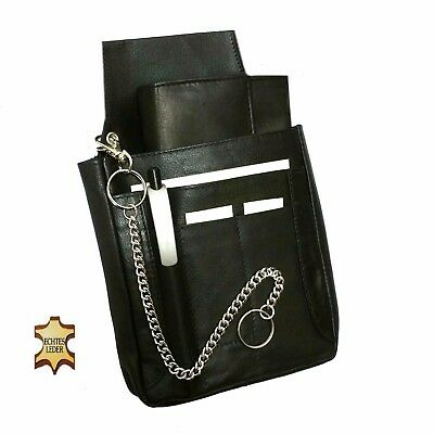 Leather Server Set Waiter Holster Kellnerbedienungs Wallet Case Waiter Wallet