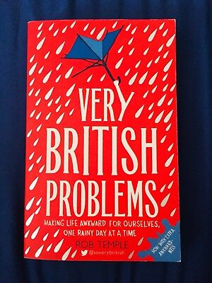 Very British Problem By Rob Temple