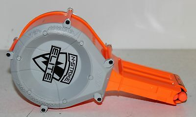 NERF N-Strike Elite 25 Round Magazine Clip Drum - Gently Used