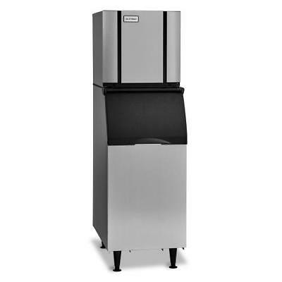 Ice-O-Matic - CIM0320HAB42PS - 313 lb Air Cooled Half Cube Ice Machine w/ Bin