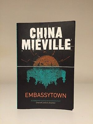 Embassytown by China Mieville | Paperback Book