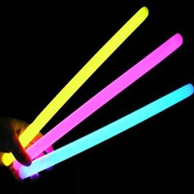 Tubos luminosos fluorescentes para fiestas neon Led en varios colores