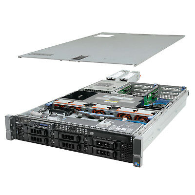 High-End Dell PowerEdge R710 Virtualization Server 12-Core 144GB RAM, 12TB RAID