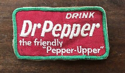 50s and 60s Dr Pepper Patch