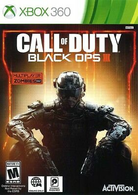 Call Of Duty Black Ops Iii Xbox 360 Includes Download