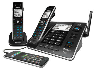 Uniden XDECT Cordless Phone System - XDECT8355+2