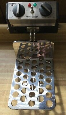 Waring Deep Fryer Heating Element And Control With Magnetic Cord # 503091 NEW