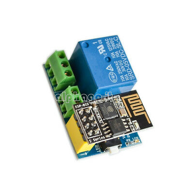 ESP8266 5V Wifi Relay Module TOI APP Controled For Smart Home ESP-01S