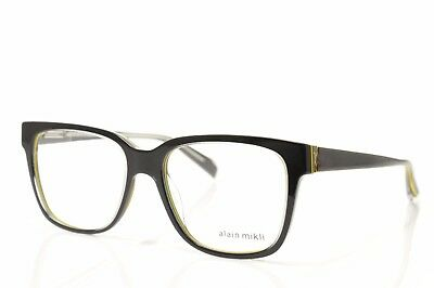 6974f1440b28 New Alain Mikli Eyeglasses 3034 M0J8 Authentic 53-17-145 Hand made in France