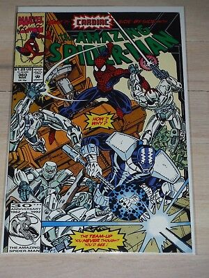 The Amazing Spider-Man #360  NM/VF  1st Cameo Appearance of Carnage!!