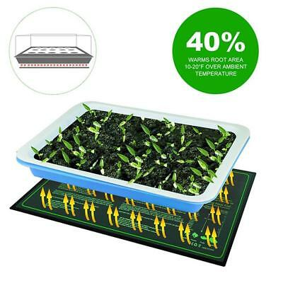 Seedling Heat Mat Seed Starter Pad for Germination Propagation Cloning