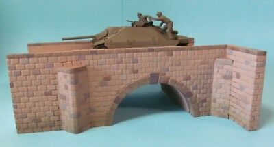 1/35 Stone Bridge 2 in 1 Diorama Accessory