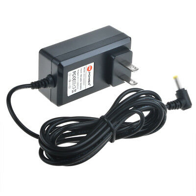 PKPOWER AC Adapter for Philips PET741B/37 Portable DVD Player Charger Power PSU