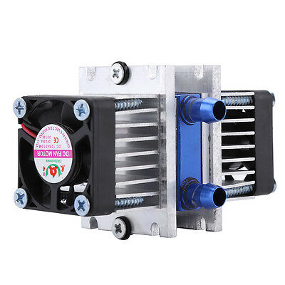 12V Thermoelectric Peltier Refrigeration TEC1-12706 Cooler+water cooling System