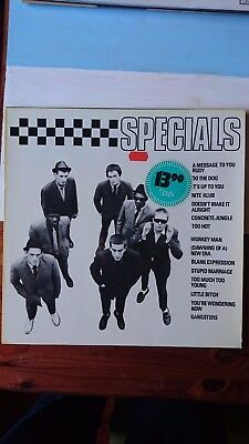 LP The Specials Same (1979)