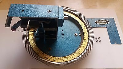 Rare Hague D10 Electric Linker Needle Bed Assembly & Needle Parts Or Spares Only