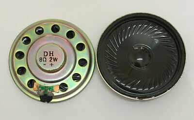 1pcs Round Micro Speaker Diameter 3 inch 77mm 8Ohm 8R 1W SPEAKERS