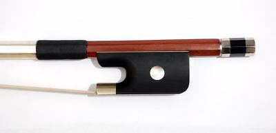 New Cello Bow 3/4 Size Fine Pernembuco Bow