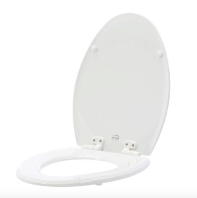 Admirable Bemis Slow Soft Close Elongated Closed Front Toilet Seat Lid Pdpeps Interior Chair Design Pdpepsorg