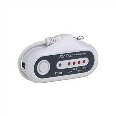 New Car Wireless Stereo FM Transmitter for iPod MP3 MP4