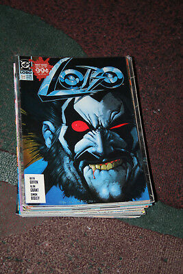 Lobo Lot! Run! Collection! #1s! Mini Series! Awesome reading! 20+ books!