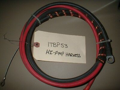 curtis sno-pro 3000 battery harness truck side cables 1tbp53     on sms