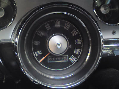 Ford Mustang 1967 1968    KM/H Tacho