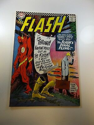 The Flash #159 FN- condition Huge auction going on now!