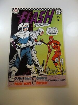The Flash #166 FN condition Huge auction going on now!