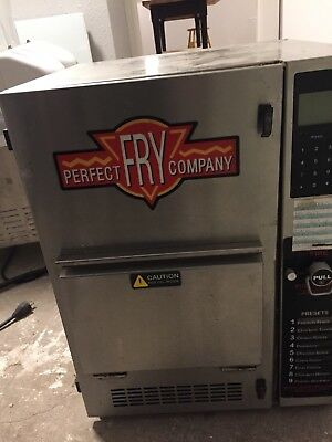 Fryer System Perfect Fry PFC5700 SemiAuto Ventless Hood