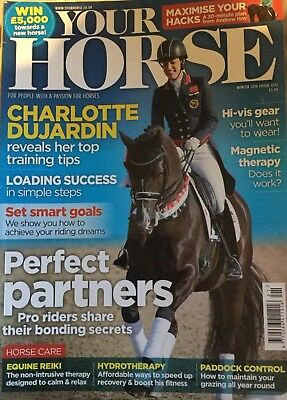 Your horse magazine winter 2016 issue 421