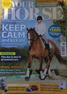 Your Horse Magazine Spring 2015