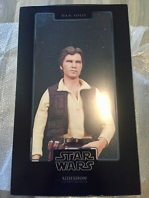 HAN SOLO Sideshow Collectables Premium Format  #895/2500 ** NEW IN BOX ** NRFB