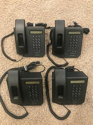 Lot of 4 PLANTRONICS Calisto P540-M Wired USB VoIP Desk Business Phone Phones