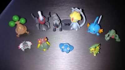 10 Pokemon Figuren
