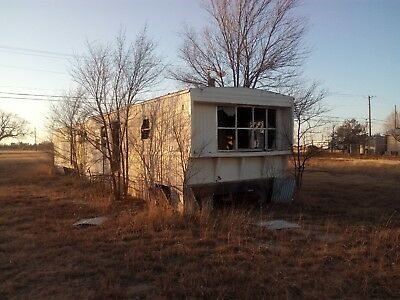 Texas Lot for sale with old Mobile home