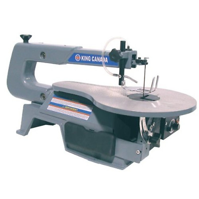 "King Canada KC-163SSC-V-6 16"" Variable Speed Scroll Saw"
