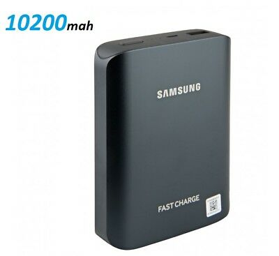 OEM Samsung Fast Charge 10200 mAh Portable Battery Charging Power Bank