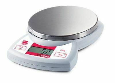 Ohaus CS5000P Cap 5,000g , Read 1g  Series Compact Scale portable balance