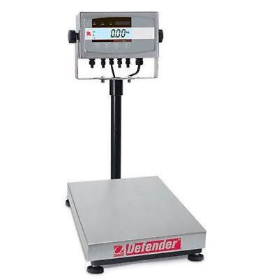 Ohaus D51XW60HR1 Defender 5000 Washdown Bench Scale Cap 150 lb With Warranty
