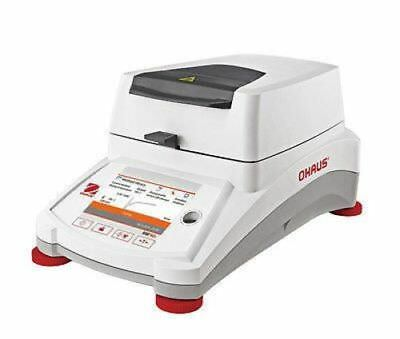 OHAUS MB90 Halogen Heating MOISTURE ANALYZER 90g 0.001g 2YWARRANTY