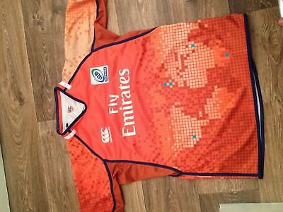IRB Referee Shirt - Official Issue - Canterbury - Not Available in the shops