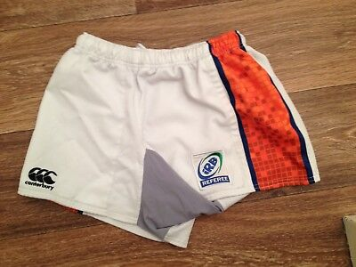 IRB Referee Shorts - Official Issue - Canterbury - Not Available in the shops