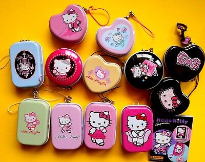 Lotto Hello Kitty Superstar  Boxes Collection  Gadget Panini