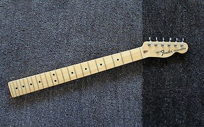 Fender Tele Hals / Neck, USA, 2008, mit Mechaniken