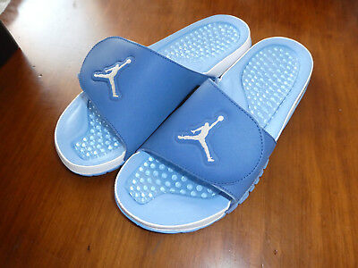 180eb88aa10109 Nike Jordan mens slides shoes Hydro V Retro New in box size 11 blue 555501  407