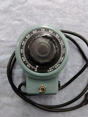 Superior Powerstat Variac Variable Transformer Working LOWEST OPEN BID!! 3pn116c