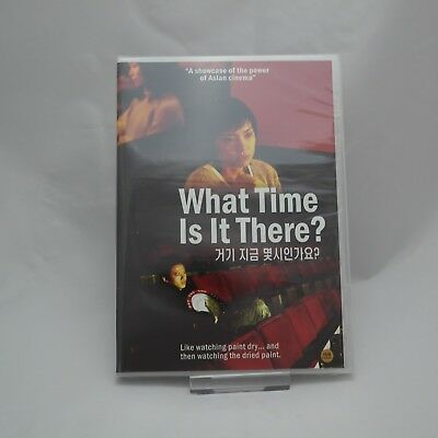 What Time Is It There? - DVD